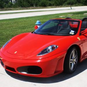 Geschenktipp: Ferrari