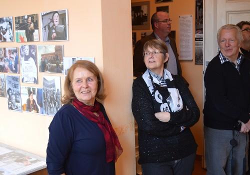 Käthe Reichel Ausstellung in Buckow