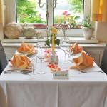 Restaurant - Tisch für jeden Anlass
