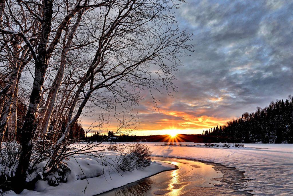 Winterangebot Durchatmen in Buckow